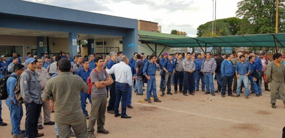 Garantizan la continuidad de Refinor y hay alivio entre los petroleros