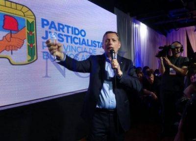 Fernando Gray, entusiasmado de cara a las PASO: