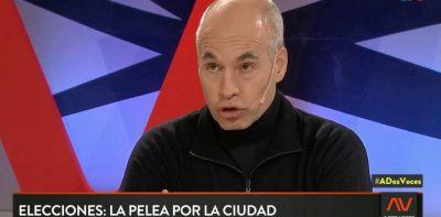 """Horacio Rodríguez Larreta: """"Mauricio Macri no es piantavotos"""""""