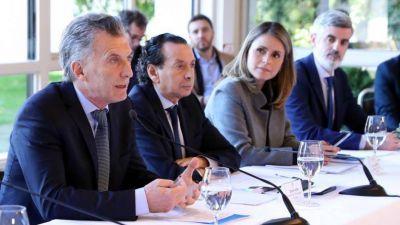 Macri les pidió a los empresarios que apoyen el acuerdo con la Unión Europea en el Congreso