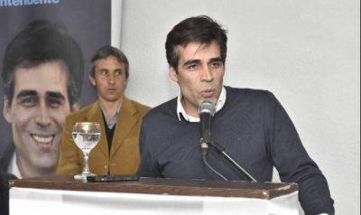 López confirmó la visita de Alberto Fernández, Axel Kicillof y Sergio Massa