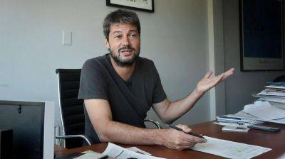 Matías Lammens lanzó su campaña: