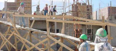 La construcción destruyó 3 mil empleos en junio