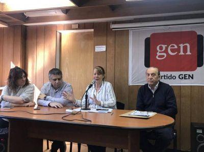 Con amenazas de ruptura, el GEN de Margarita Stolbizer convocó a un plenario provincial