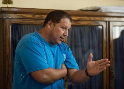 Lujan: el líder del gremio de municipales, denunciado por violencia de género, también quiso agredir a un abogado ciego