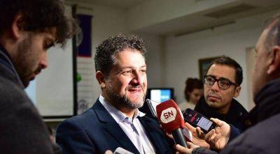 El ex juez Luis Federico Arias presentó su lista para competir por la intendencia de La Plata