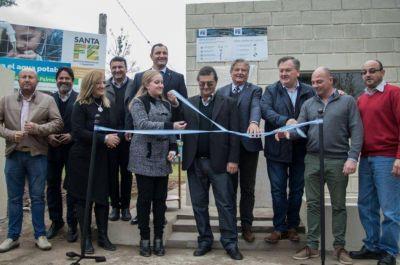 La Provincia mejoró la provisión de agua potable en 95 localidades