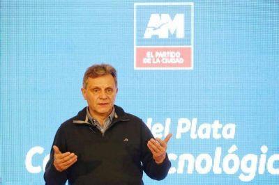 """Pulti pensando en el Siglo XXI presentó su proyecto: """"Mar del Plata Capital Tecnológica"""""""