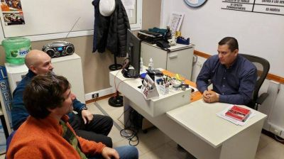 Mutual de petroleros jerárquicos apoya iniciativa de área protegida en Comodoro Rivadavia