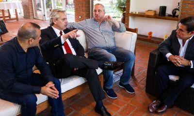 El termómetro de Alberto Fernández con los barones de la boleta corta