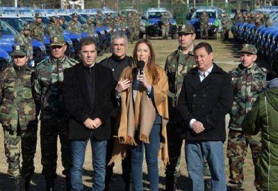 Vidal y Ritondo, de campaña en un distrito PRO del Conurbano