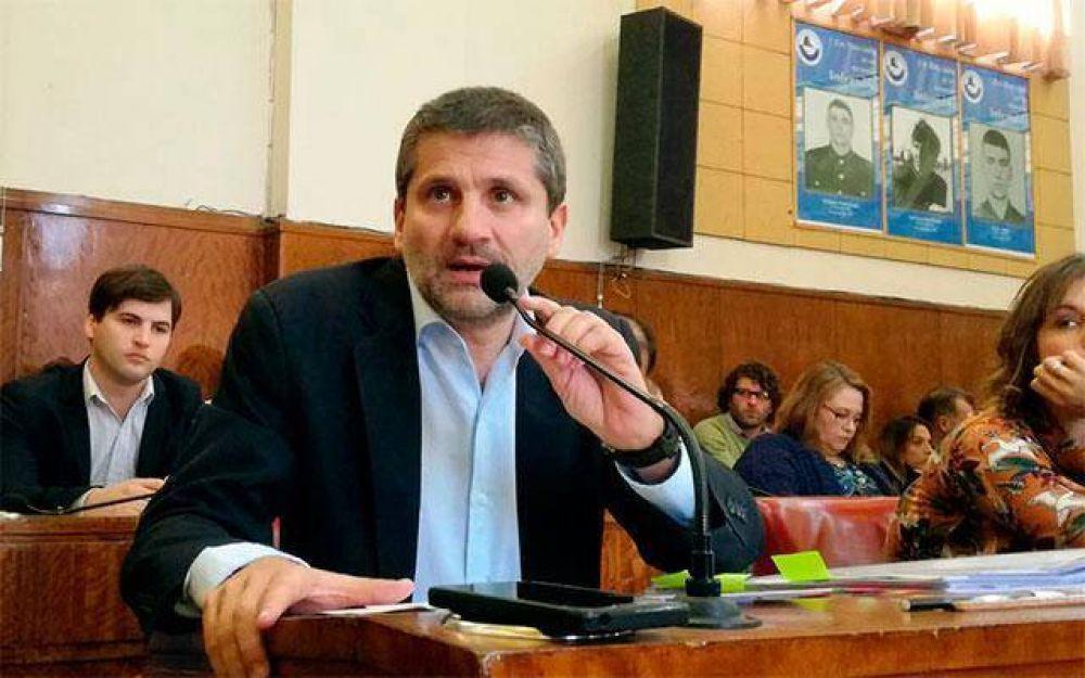 """Ciano: """"La situación de la ciudad es crítica"""""""