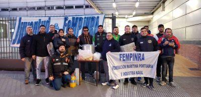 """Juventud Sindical de la FeMPINRA: """"No podemos estar ausentes en esta hora donde nos requiere el abrazo con el pueblo más necesitado"""""""