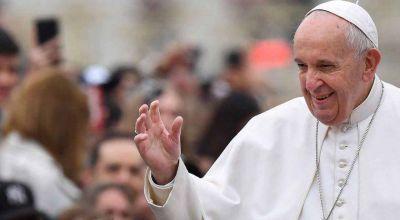 El Papa Francisco dijo que le gustaría venir a la Argentina en 2020