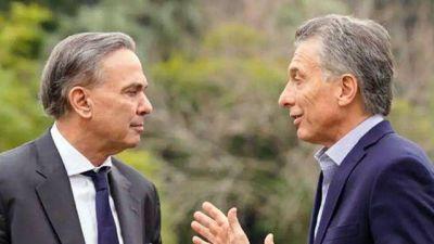 Para Pichetto, la principal medida de Macri sería