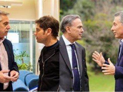 Arranca la campaña: Alberto Fernández y Kicillof llegan a Mar del Plata mientras que Macri y Pichetto celebrarán el 9 de Julio en Tucumán