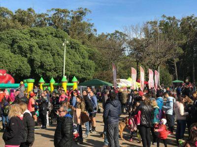 El Parque Miguel Lillo vivió una gran fiesta con la 5ta edición de Actitud Solidaria