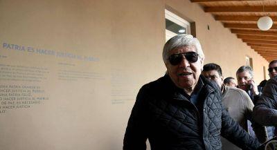 Moyano avisó que ayudará a fiscalizar para que Macri no haga