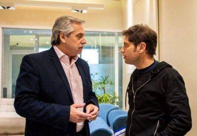 Por primera vez, Alberto F. y Kicillof compartirán un acto de campaña