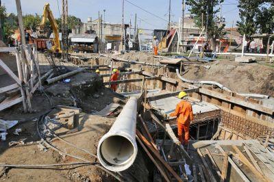 El Gobierno acelera la inauguración de obras con epicentro en el conurbano