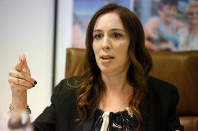 La triple estrategia de María Eugenia Vidal para recuperar votos