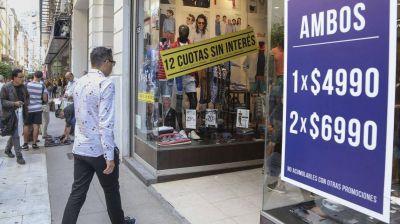 Las ventas minoristas volvieron a desplomarse en junio y suman 18 meses en baja