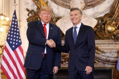 Las palabras (y los dólares) de Trump que tranquilizan a Macri