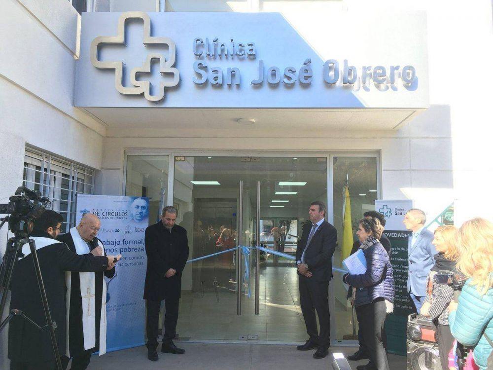 La FCCO inauguró nuevas instalaciones