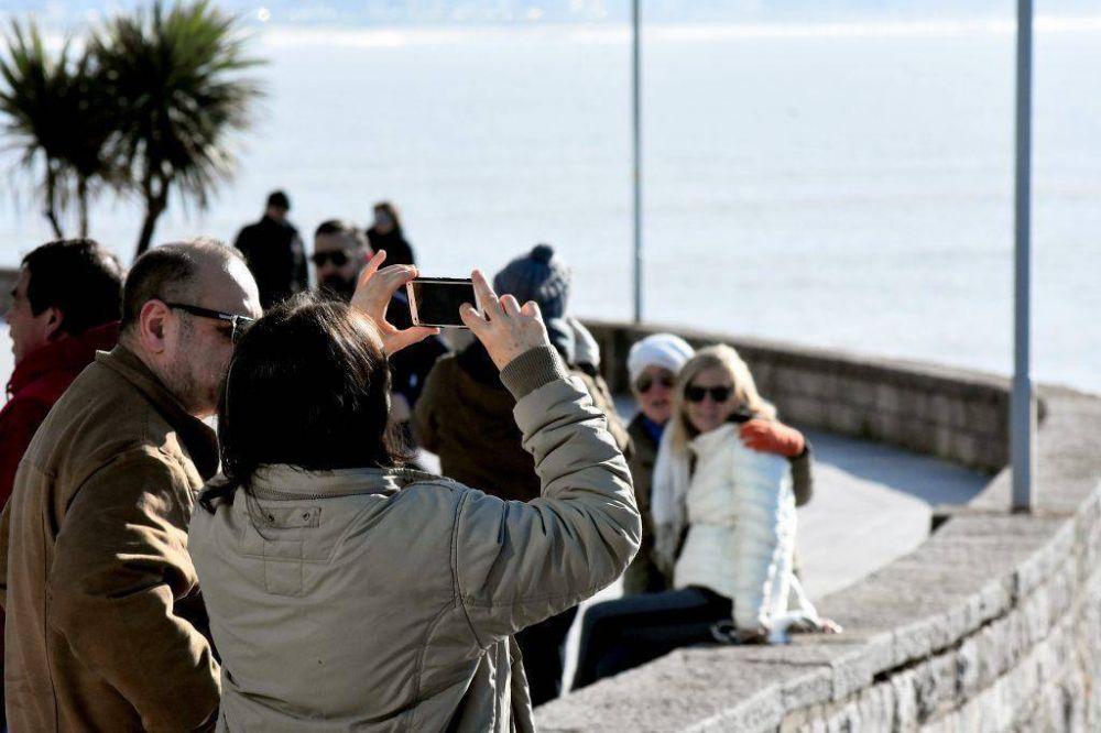 Más de 93 mil turistas llegaron a Mar del Plata por el fin de semana largo