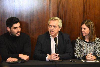 """Alberto Fernández: """"Si quieren más ajuste y pobreza voten a Macri, pero si quieren vivir en un país en serio ayúdenme"""""""