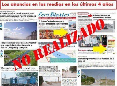 Un informe revela las promesas de campaña de Arturo Rojas que nunca se realizaron