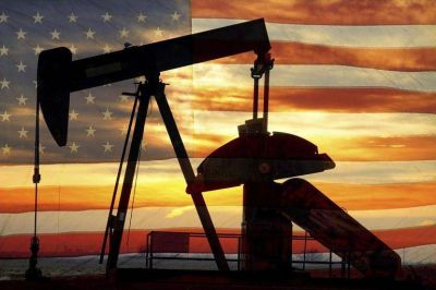 Estados Unidos: la producción de crudo superó los 12 millones de barriles por día en abril