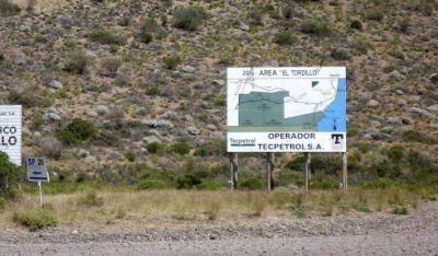 Tecpetrol incorpora un perforador para sus áreas en Chubut