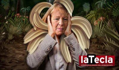 Sin lugar, Margarita quedó marchita