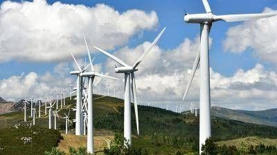 El primer parque eólico de PAE ya inyecta energía