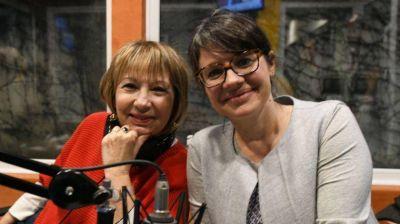 Por su candidatura en la Ciudad, Gisela Marziotta dejó la radio