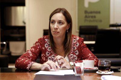 Vidal y el peronismo encendieron la campaña