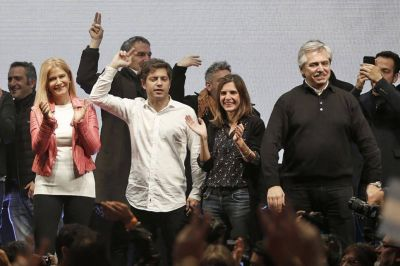 El Frente de Todos intentará reinstalar el eje económico