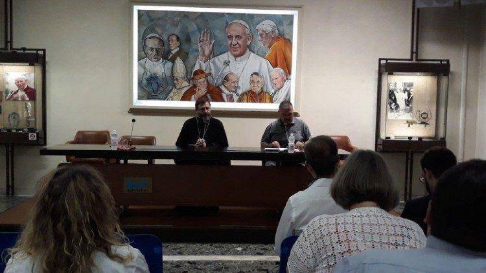Shevchuk: el Papa asumió el dolor de Ucrania afligida por la guerra