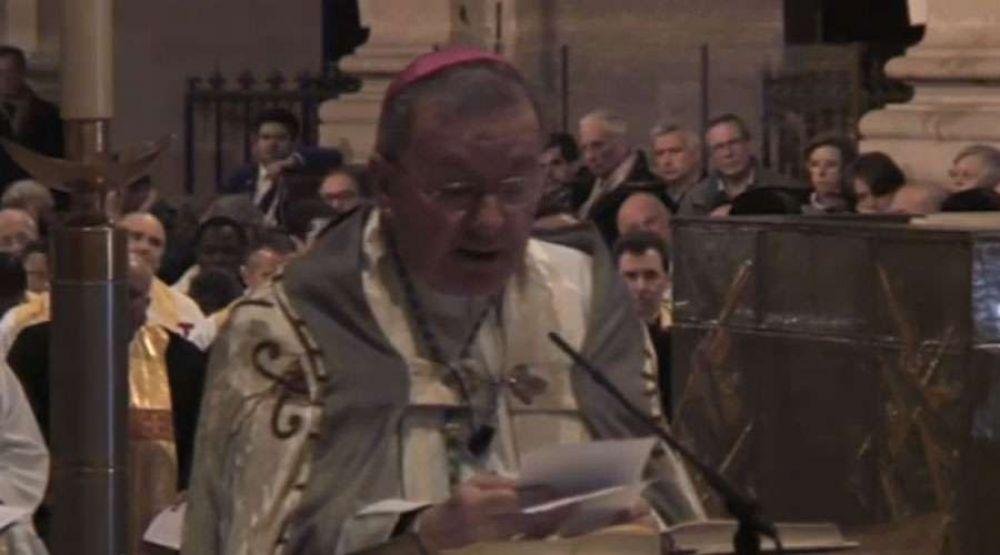 Vaticano levanta inmunidad de Nuncio investigado por presunto abuso sexual
