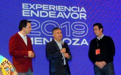 Gobernador de Mendoza: «Soñamos con ser la MendoIsrael»