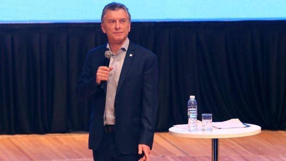 Mauricio Macri y Miguel Ángel Pichetto protagonizarán el primer encuentro nacional de Juntos por el Cambio