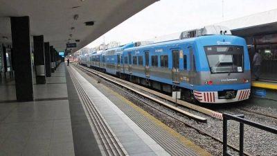 Sorpresiva medida de fuerza en el ferrocarril Sarmiento: levantan los molinetes
