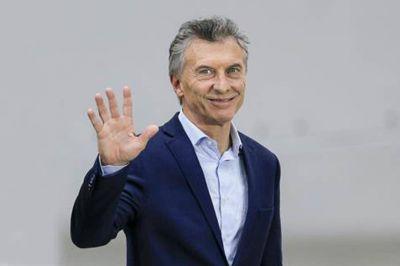 En Tucumán, Macri osciló entre la celebración y la campaña