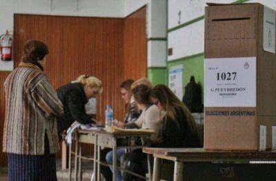 En General Pueyrredon habrá 262 escuelas afectadas a las elecciones