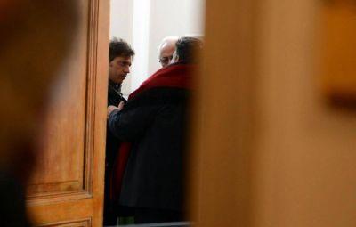 En el gobierno de Vidal alistan a Lacunza para discutirle a Kicillof los números de la provincia