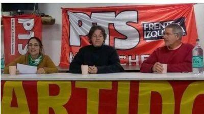 Se realizó la presentación de lista del Frente de Izquierda Unidad en Necochea