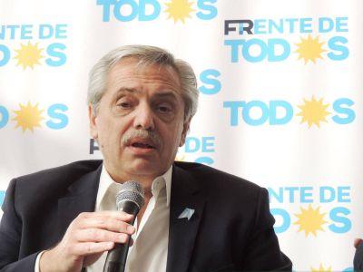 Fuerte respaldo a Facundo López de Fernández, Massa y Kicillof
