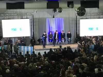 """López lanzó la campaña: """"Les quieren hacer creer a la gente que los negocios cierran porque sí"""""""