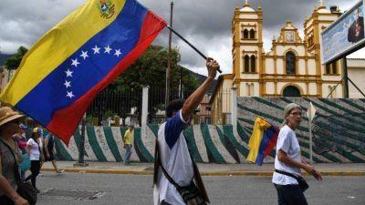 Venezuela necesita cambios profundos y una solución pacífica